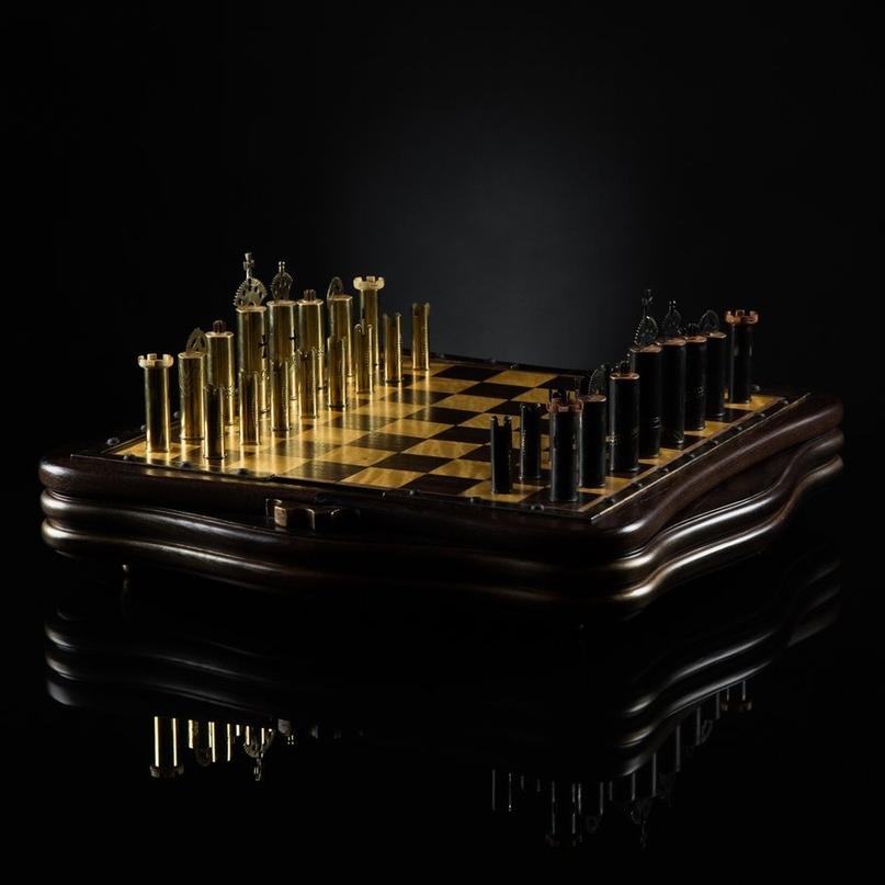 Продвижение шахмат и нард премиум-класса, изображение №2