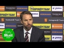 'Absolutely not true' Southgate heckled by Bulgarian journalist