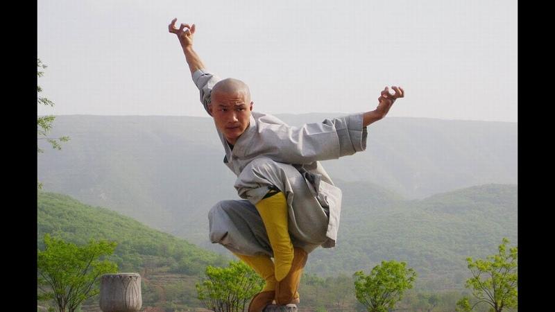 Китайские боевые искусства Серия 6 Храм Шаолиньсы 2