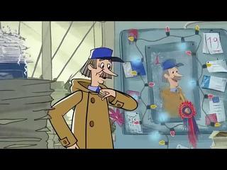 """В новом """"Простоквашино"""" почтальон Печкин искренне радуется """"пенсионной реформе"""""""