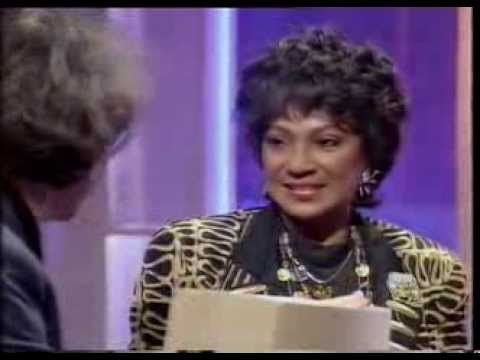 Television Archive: The Danny Baker Show 1995 William Shatner Nichelle Nichols Adam Ant Suede
