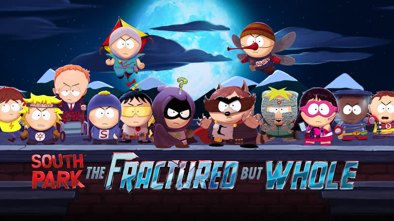 South Park The Fractured but Whole Слепое правосудие №1