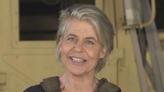 Linda Hamilton Talks Returning to the Terminator Franchise (Exclusive)