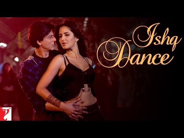 Ishq Dance Jab Tak Hai Jaan Shah Rukh Khan Katrina Kaif