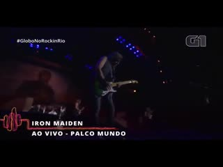 Iron maiden rock in rio 2019 (full show)
