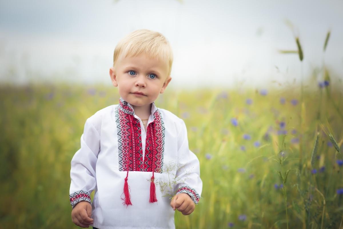 Картинки славянский ребенок