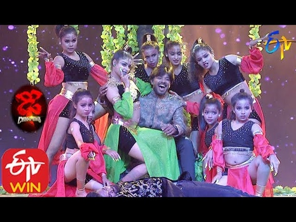 Shresti Performance Dhee Champions 27th November 2019 ETV Telugu