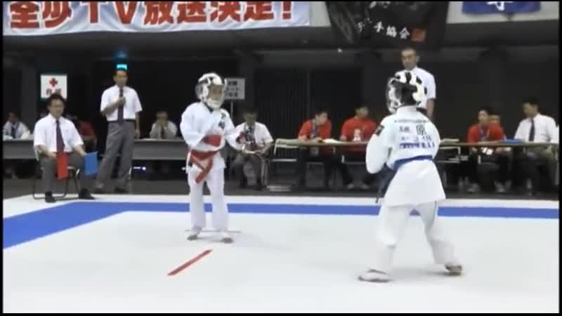 空手キッズ頂上対決 第 回全日本少年少女空手道選手権大会