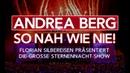 ANDREA BERG So nah wie nie Die große Sternennacht Show 2016 ARD