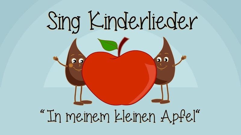 In meinem kleinen Apfel - Kinderlieder zum Mitsingen | Sing Kinderlieder