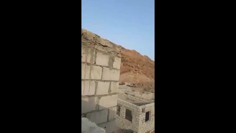 Засада южан на хадистов в Шабве