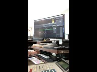 Mike Shinoda Beat Making Live