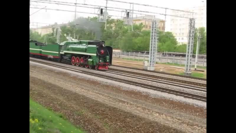 П36-0120 и П36-0110 на пятом километре . (online-video-cutter.com)