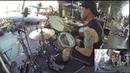 CROWBAR@All I Had i Gave Tommy Buckley Mystic Festival 2019 Drum Cam