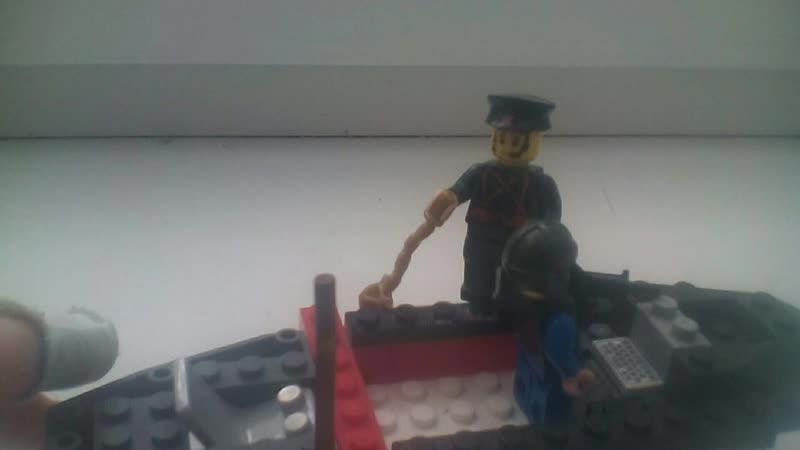 Лего мультик город странностей 1 сезон 6 серия (12 )