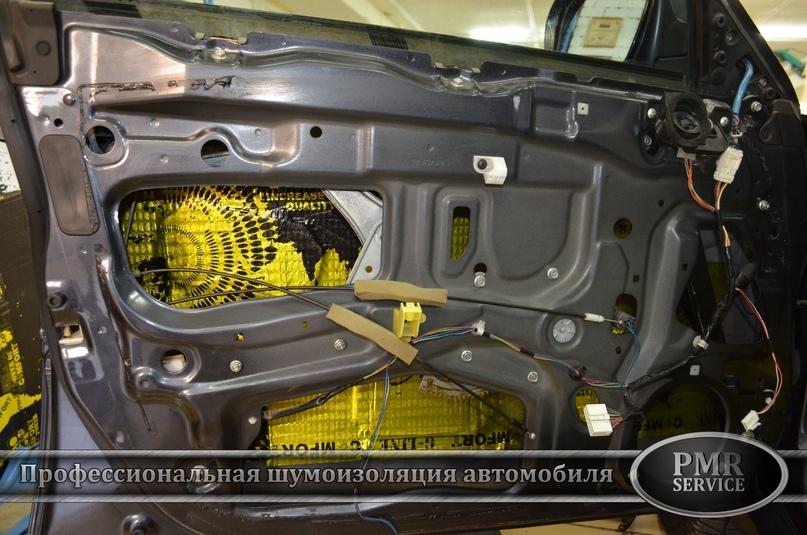 Шумоизоляция Subaru Outback, изображение №12