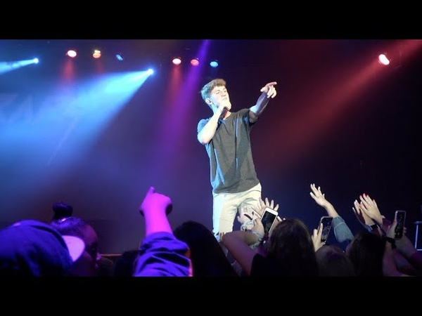 MattyB Live For Today Live in NYC
