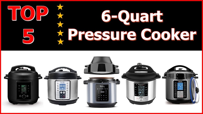 Best 6 Quart Electric Pressure Cookers for 2020 Yedi Mueller Instant Pot CHEF iQ MICHELANGELO