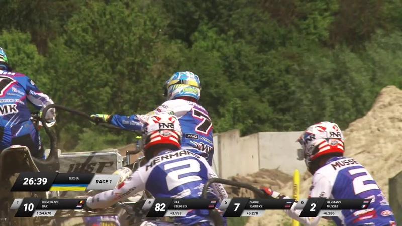 BEST MOMENTS World Sidecarcross Championship Season 2019