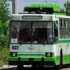 Общественный  транспорт г. Харцызска