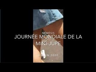 👗LE 6 JUIN, C'EST LA JOURNEE MONDIALE DE LA MINI JUPE👗