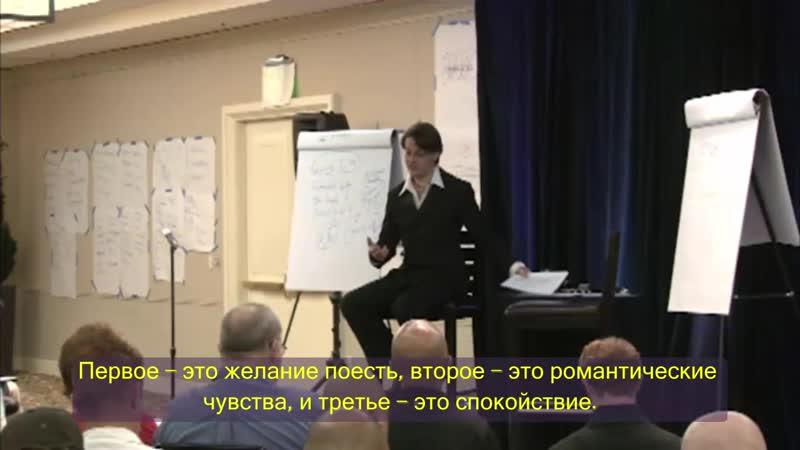 Игорь Ледоховский - Мастерство разговорного гипноза ДВД_15