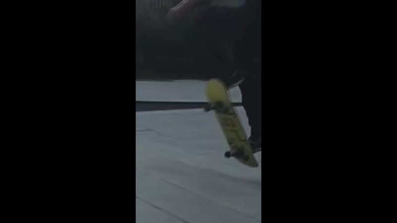 а что нельзя я тоже топовый скейтер качество такое потому что андеграунд