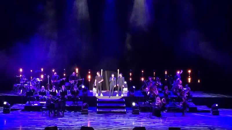 IL Volo Il Mondo Live Moscow 12.09.2019