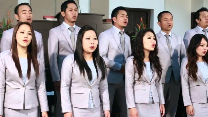 BESY Choir 2011 2014 Hmangaihtu Thinlung