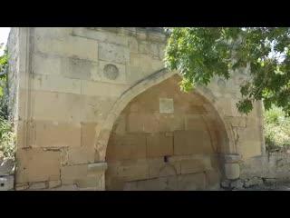 Армянский фонтан XVI века в Феодосии. Познавательное видео.
