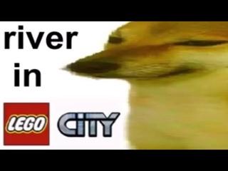 Dorime but a Man has Fallen into the River in Lego City