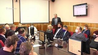 Заседание по вопросу закрытия городских библиотек (2021-04-19)