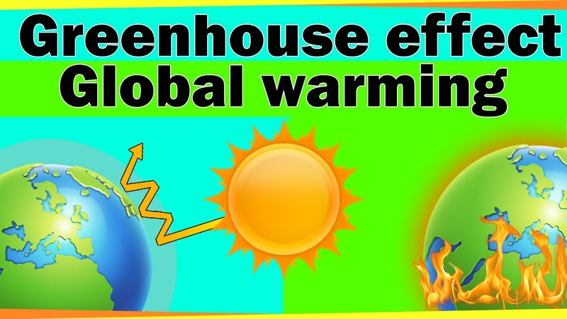 Greenhouse Effect and Global Warming Environmental Science LetsTute