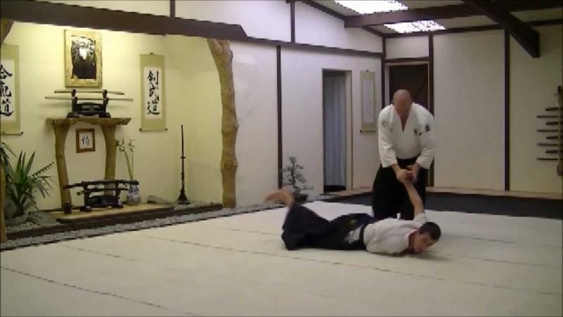 Ushiro Ryote Dori Kote Gaeshi