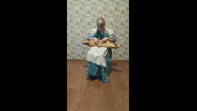 Шмакова Виктория Кадрильный наигрыш