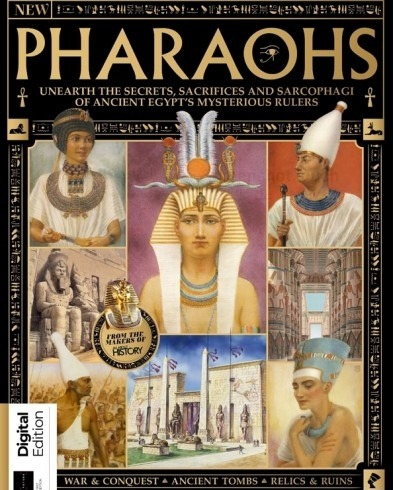 All About History Pharaohs - First Edition 2019