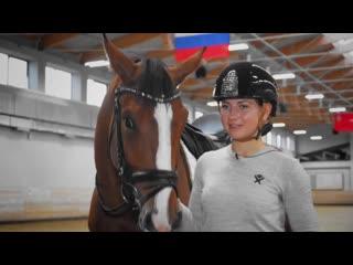 Страдивари - главный приз Золотого круга Кубка MAXIMA PARK по выездке