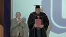 На конференции «Инновационная экономика» Мартина Пауля наградили как почётного доктора ННГУ.