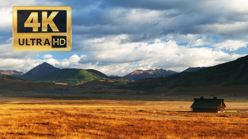 Colorado Time-laps - 2, LUMIX S1 edelkrone Motion Box 201909 4K UHD