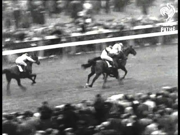 Iron Duke Wins With Last Stride (1950)