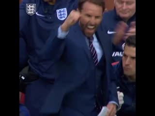 OnThisDay three years ago the bosss first game in charge of the ThreeLions. - - The journey continues