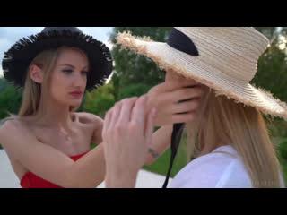 [RoccoSiffredi] Subil Arch & Alecia Fox & Tiffany Tatum - Pure Neon: Colorful Dream Anal, Threesome, Lesbian, Petite