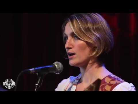 Joan Shelley Coming Down for You Recorded Live for World Cafe