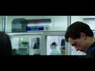 Человек-Паук: вдали от дома - вырезанная сцена