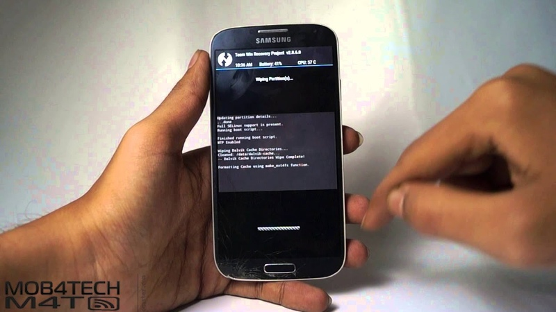 HOW TO INSTALL AURORA ROM FOR SAMSUNG GALAXY S4 S6 ROM FOR S4 I9500