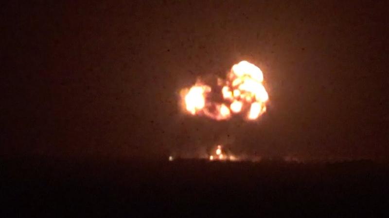 Yemen's Houthi rebels release video showing Saudi jet being shot down