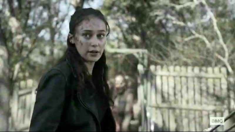 Бойтесь ходячих мертвецов 5 сезон 7 серия Алиша Кларк 4