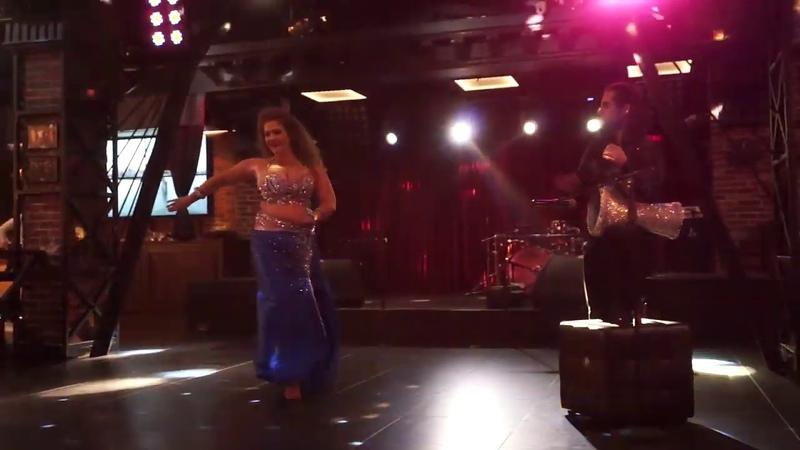 Артем Узунов и Сидорова Татьяна на вечеринке Orient Latina Party 15 09 2019 Минск