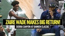 Zaire Wade returns in a BIG WAY for Sierra Canyon at The Classic at Damien vs. Ribet Academy!