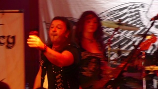 Mystic Prophecy - Hail to the King Live Turock Essen
